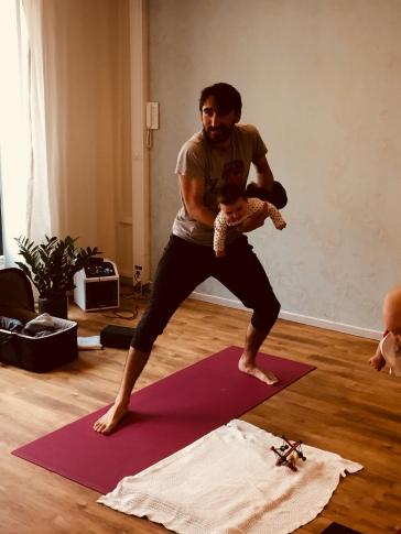 image papa et bebe yoga2