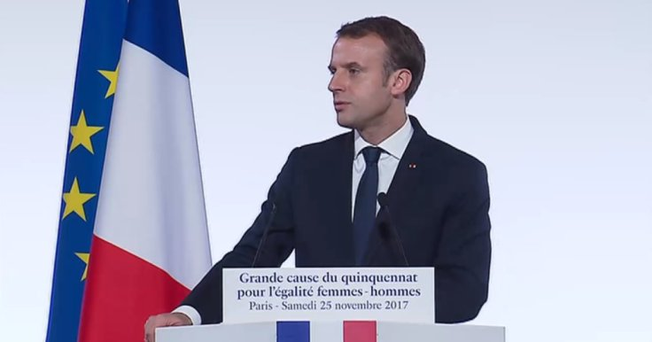 Macron quiquennat